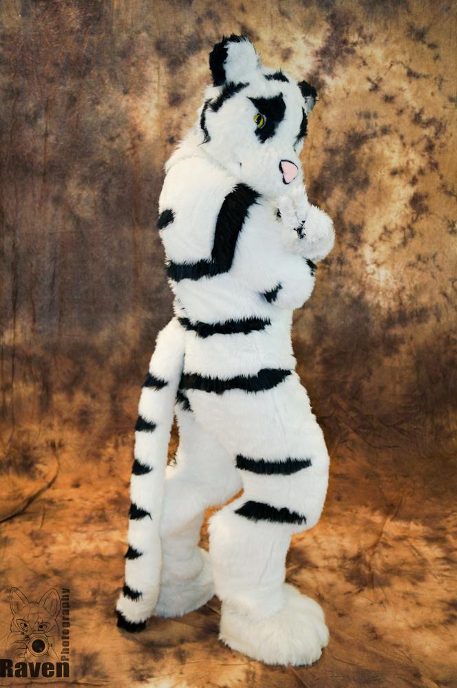 White Tiger Fursuit �...