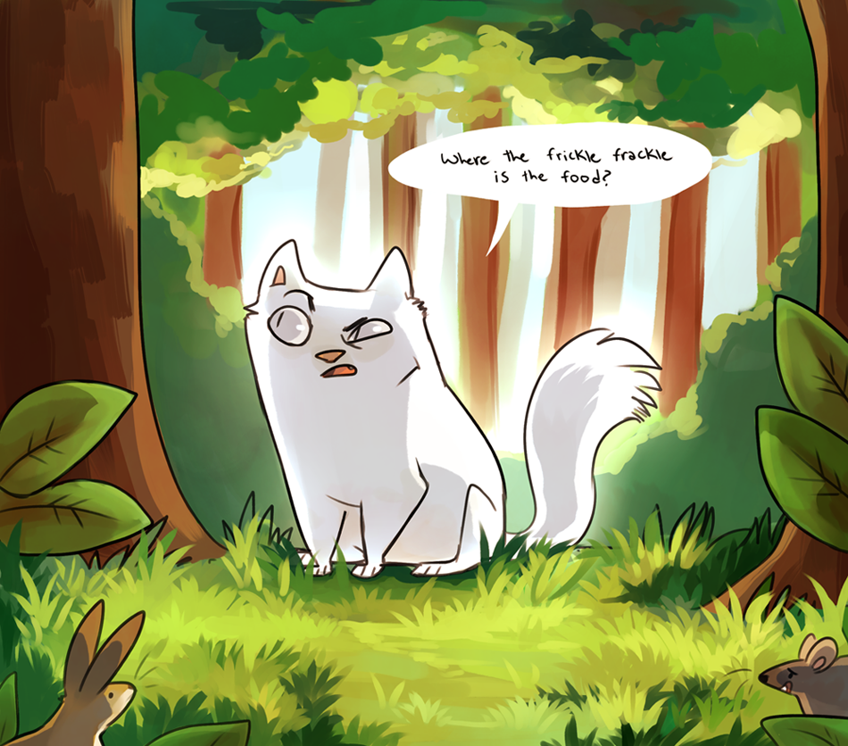 Warrior Cats Prey