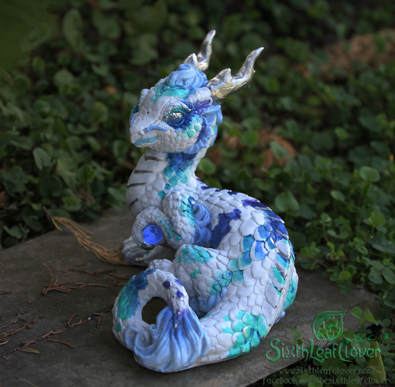 Celestial blue koi dragon weasyl for Dragon koi for sale
