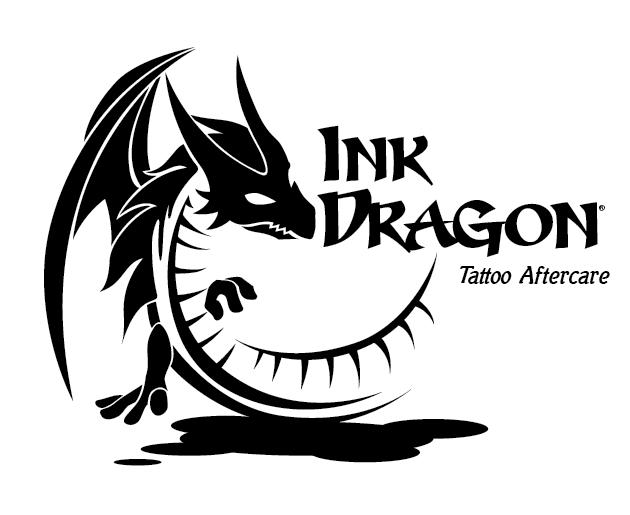::Ink Dragon Logo:: u2014 Weasyl
