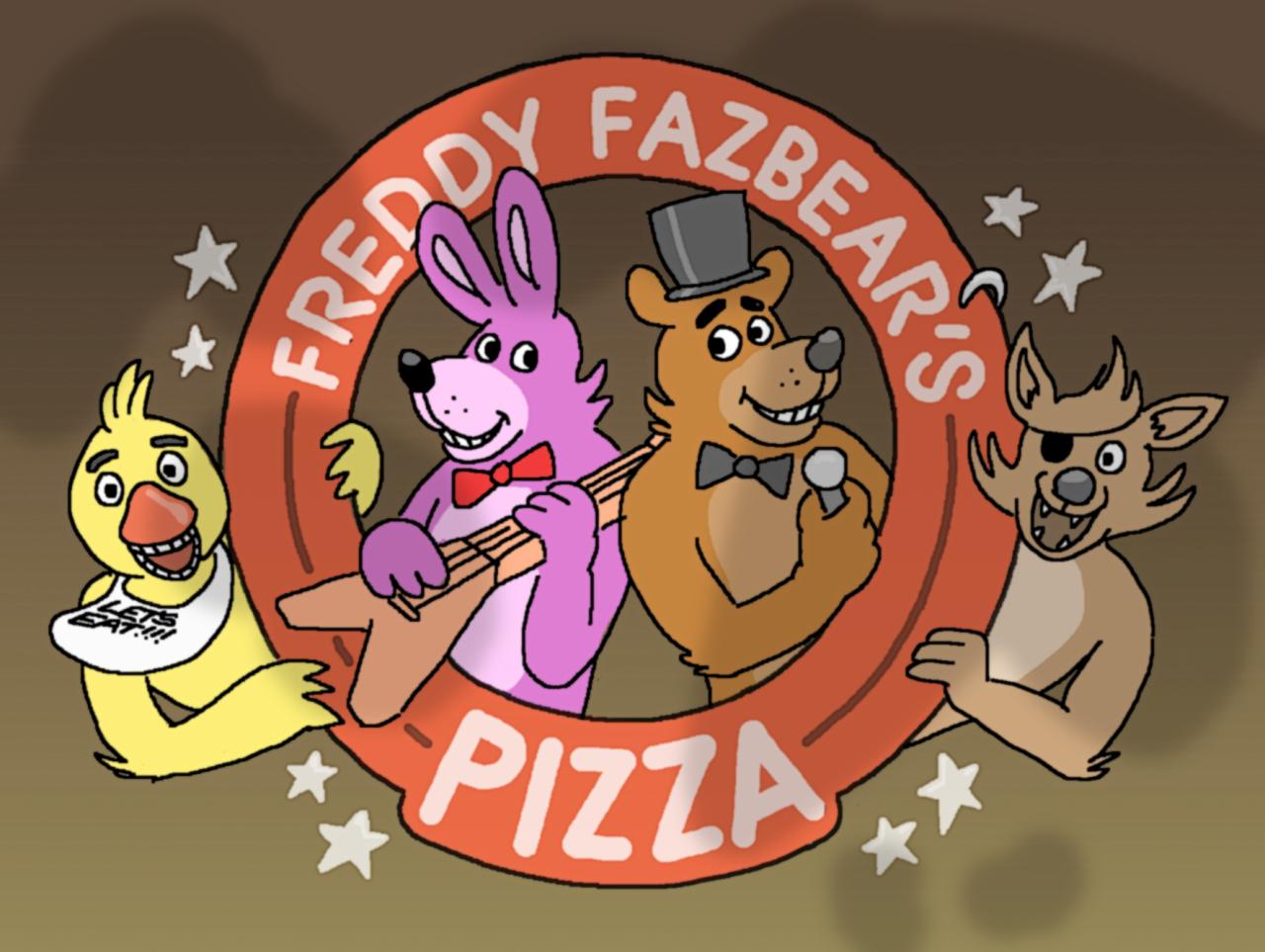 Freddy fazbear s pizza by redacteur