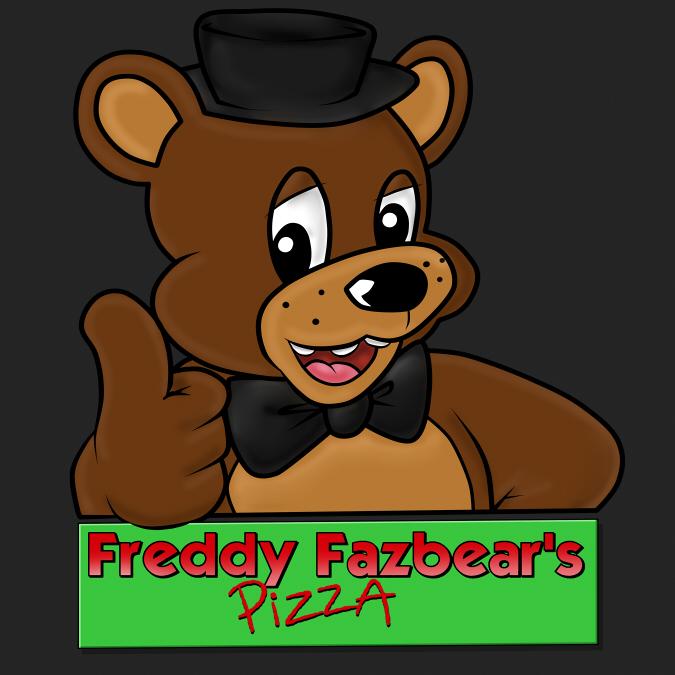 Freddy fazbear s pizza by syaokitty