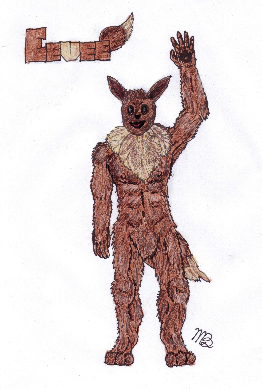 bear face drawing