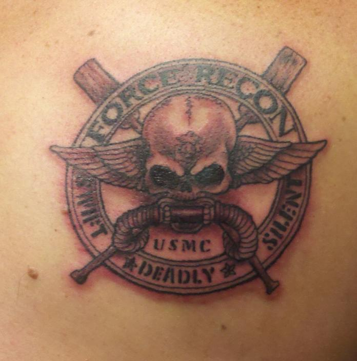 tattoo force recon weasyl