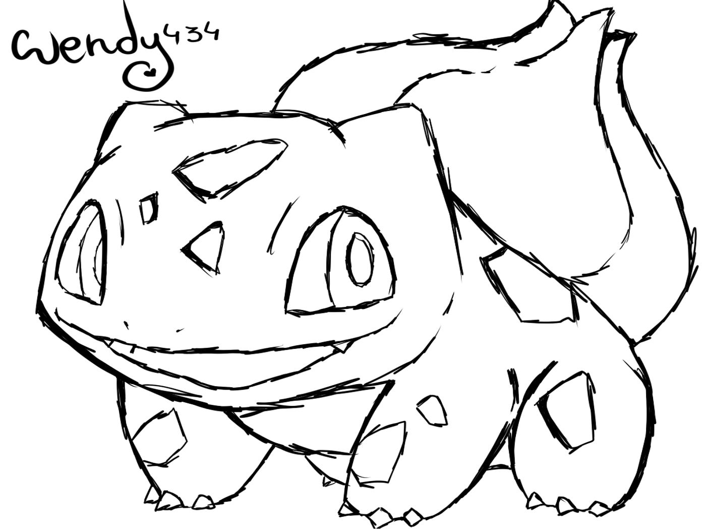 pokemon ivysaur coloring pages images pokemon images Pokemon Squirtle Coloring Pages  Bulbasaur Pokemon Coloring Pages